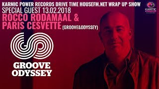 Lenny Fontana interview with Rocco Rodamaal & Groove Odyssey Producer Paris Cesvette