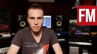 Nicky Romero creating Toulouse In The Studio With Future Music