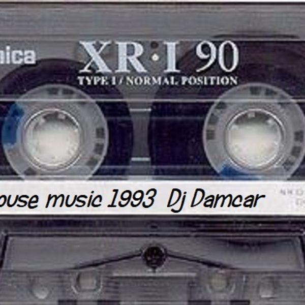 House Music  Classics 1993 Dj Damcar