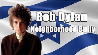 Bob Dylan - Neighborhood Bully (Lyrics & Traducción)