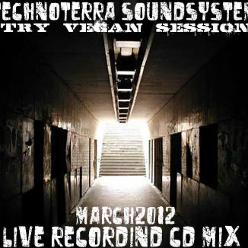 TECHNOTERRA SOUNDSYSTEM live AHDJS_march 2012 by technoterra soundsystem