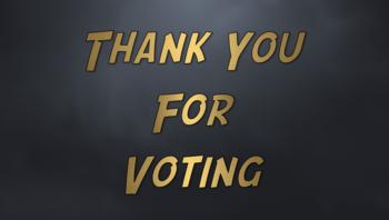 ThankYouForVoting