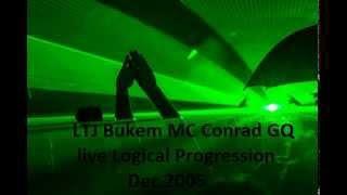 LTJ Bukem MC Conrad GQ Logical Progression Dec 05 live 10 year anniversary