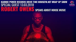 History Of House Part #5 Lenny Fontana interview with Robert Owens (Fingers Inc.) 13.03.2018