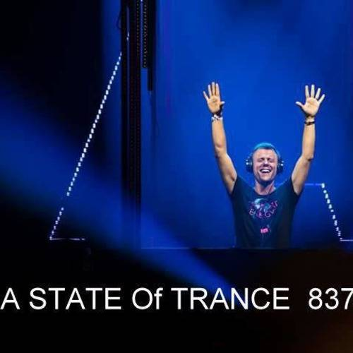 Armin van Buuren - ASOT 837