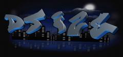 DJ IZE  CITY NIGHT GRAPHIC