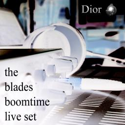 The blades boomtime live set