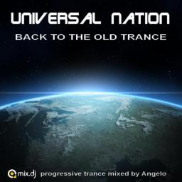 UNIVERSAL NATION  (back to the old trance)