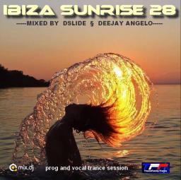 IBIZA SUNRISE 28  (DJA feat. Dslide)