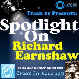 Spotlight On Richard Earnshaw (ParisOne Deeper Radio Set)