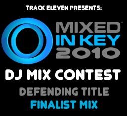 Mixed In Key 2010 DJ Contest Finalist