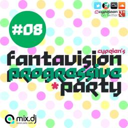 Fantavision Progressive Party #08