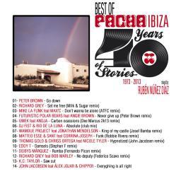 Best of Pachá Ibiza 40 Years