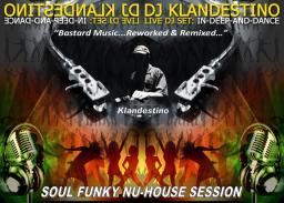 IN-A-GADDA-DANCE-MAMORIES-MASH-UP SESSION (LIVE DJ SET mixed by © Dj Klandestino)