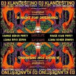 DREAM OF A MIDSUMMER NIGHT (Lounge Beach & Club House Party)