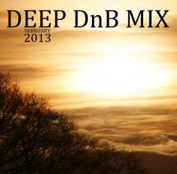 Deep DnB Mix February 2013