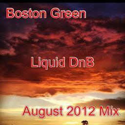 August 2012 Liquid DnB Mix