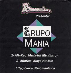 Grupo Mania Mega Hit Mix Vol.1