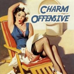 The Charm Offensive (nudisco to d&b!)