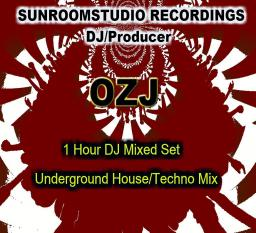 Underground House & Techno Mix
