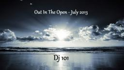 Out In The Open - July 2013