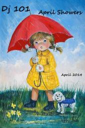 April Showers - 2014