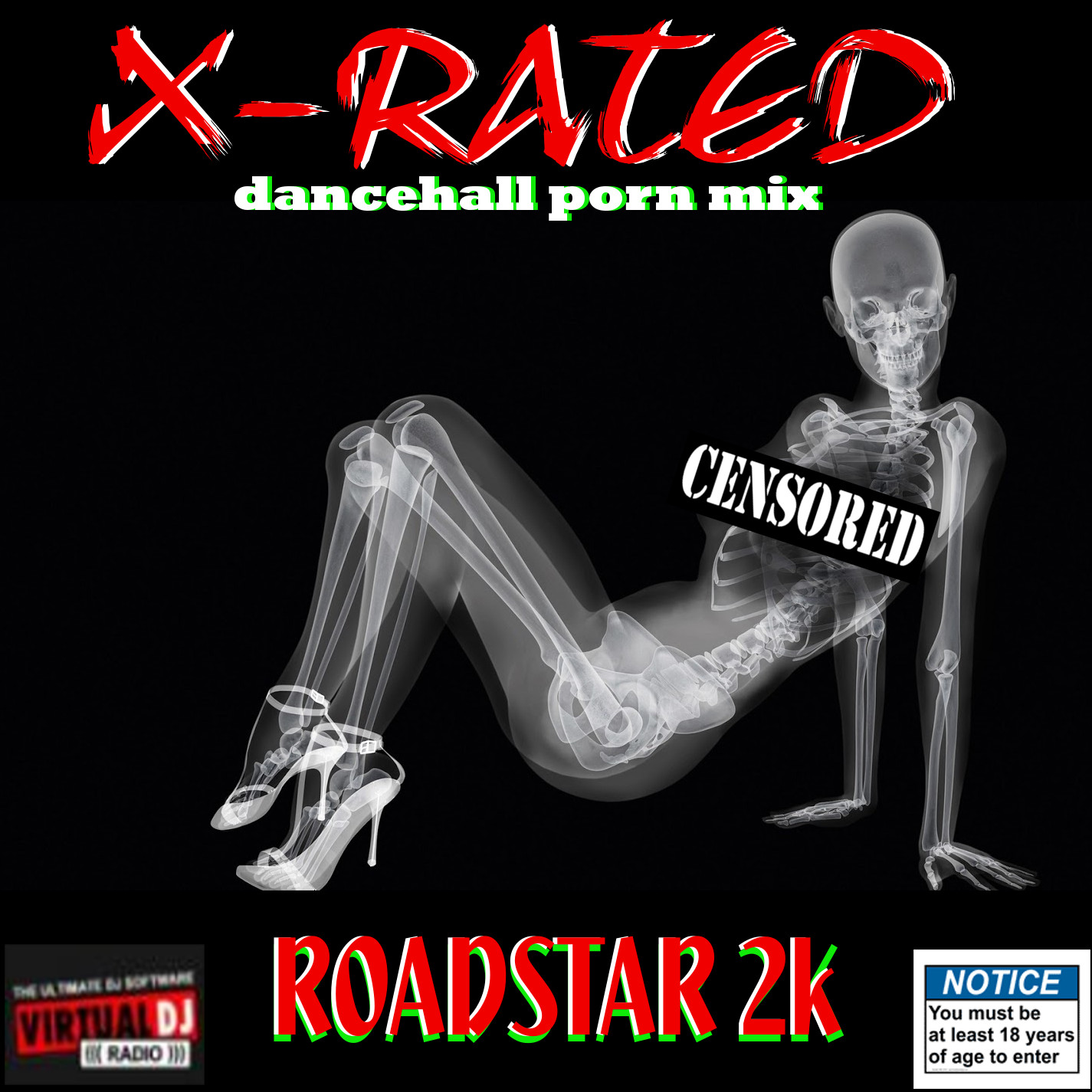 X-Rated- Dancehall Porn