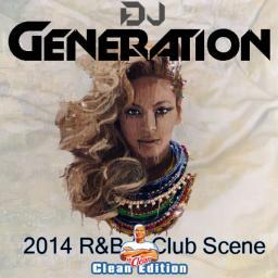 2014 R&B & Club Scene (Clean)
