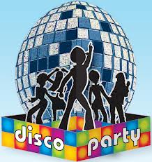 seventy eighty disco party