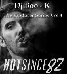 Hot Since 82  The Producer series Vol 4