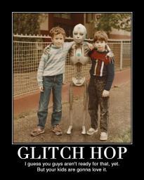 Stay Glitchy My Friends
