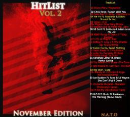 HitList Vol. 2 (November Edition)