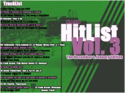 Hitlist Vol.3 (December & January Edition)