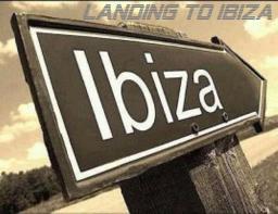 Landing To  Ibiza