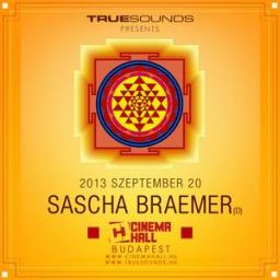 BCrazy-Truesounds Presents Sascha Breamer Warm Up Mix