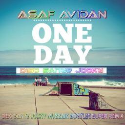 Asaf Avidan - One Day (Disc Sanye Jocky Muzzaik Bootleg 2013 remix)