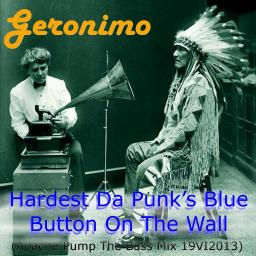 Hardest Da Punk's Blue Button On The Wall