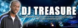 "DJ Treasure Presents ""Treasures are natural Treasures"" - Dancehall Edition"