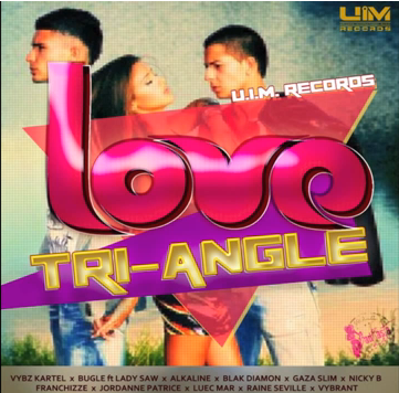 Love Tri - Angle Riddim - Mixed by DJ Treasure