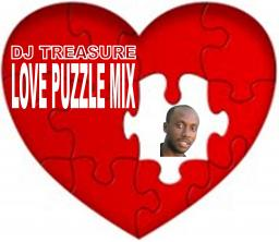 DJ Treasure Love Puzzle Mix