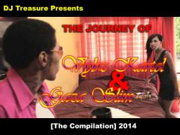 DJ Treasure Presents The Journey of Vybz Kartel and Gaza Slim [The Collection] 2014