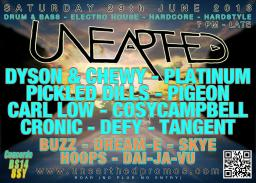 A mix for Unearthed