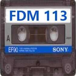 Deep Tech 113 (31-03-2014) FDM113
