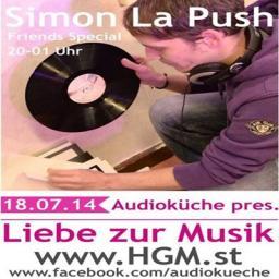 Audioküche Friends Special 18.07.2014