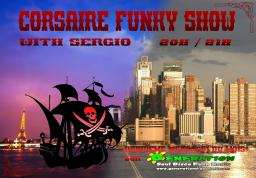 Corsaire Funky Show n° 15