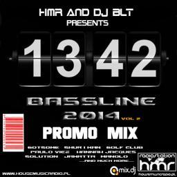 Bassline 2014 Deep Mix vol .2