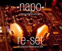 Re-Set - Progressive Multiverse Mix - 140614