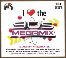 I Love The 90s-Party (PROMOTION-Mix)