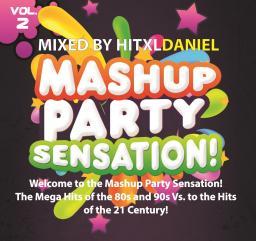 MashUp Party Sensation! Vol. 2 (PROMOTION-Mix)