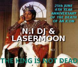 THE KING IS NOT DEAD - A TRIBUTE TO MICHAEL JACKSON